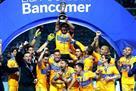 Жиньяк и Энер Валенсия выиграли мексиканскую Апертуру вместе с Тигрес