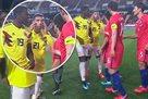 Игрока сборной Колумбии дисквалифицировали на пять матчей за расизм