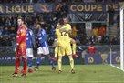Кубок французской лиги: ПСЖ прошел Страсбург и другие результаты матчей