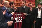 Калабрия получил в подарок на Рождество новый контракт с Миланом