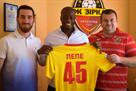 Защитник Зирки Пепе поедет на просмотр в топ-клуб