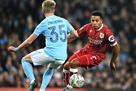 Манчестер Сити вырвал победу над Бристоль Сити