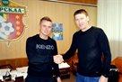 Васин подписал контракт с Ворсклой