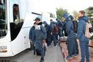 Олимпик прибыл в Турцию на первый тренировочный сбор