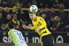 Боруссия Д — Вольфсбург 0:0 Обзор матча