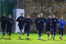 Динамо начало подготовку к весенней части сезона