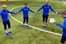 Юные игроки Динамо продемонстрировали свои способности