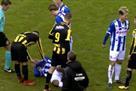 Неудачник из Херенвена: как футболисты Витесса издевались над соперником