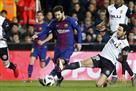 Барселона выиграла на Месталье и вышла в финал Кубка Испании