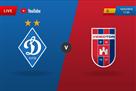 Динамо – Видеотон: прямая видеотрансляция товарищеского матча