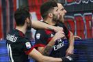 Дубль Кутроне помог Милану разгромить СПАЛ