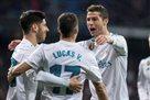 Хет-трик Роналду помог Реалу разгромить Сосьедад