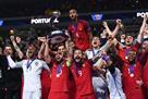 Сборная Португалии – чемпион Европы по футзалу