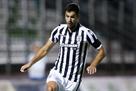 Шахов забил Ларисе свой первый гол в сезоне в матчах чемпионата Греции