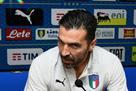 Буффон может выступать за Италию до 2020 года