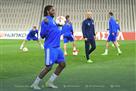 Динамо испытало газон стадиона, на котором сыграет с АЕКом