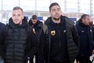 АЕК привез на матч с Динамо 20 футболистов