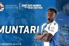 Официально: Мунтари — игрок Депортиво