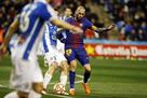 Барселона — Эспаньол 0:0 Видеообзор матча и серия пенальти