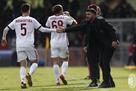 Милан – Арсенал: стартовые составы