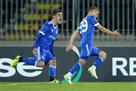 Лацио — Динамо:Бурда и Шапаренко в основе
