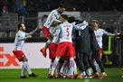 Боруссия проиграла дома Зальцбургу в первом матче 1/8 финала ЛЕ