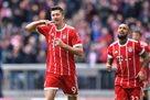 Левандовски стал шестым игроком в истории Баварии, забившим 100 голов в Бундеслиге