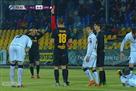 Удаление Ситало в матче с Черноморцем