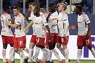 Лейпциг прошел Зенит и завоевал путевку в четвертьфинал Лиги Европы