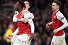 Арсенал снова обыграл Милан и вышел в 1/4 финала Лиги Европы