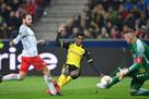 Зальцбург сыграл вничью с Боруссией Д и вышел в четвертьфинал Лиги Европы