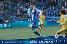 Депортиво не смог обыграть Лас-Пальмас, Коваль весь матч пробыл в запасе