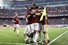 Милан в драматичном матче одолел Кьево