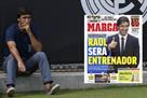Рауль возглавит юношескую команду Реала