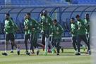 В сборной Саудовской Аравии восемь подопечных Сергея Реброва
