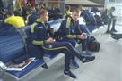 Сборная Украины отправилась в Испанию без Яремчука