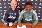 Манчестер Юнайтед подписал контракт с бельгийским вундеркиндом