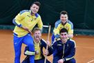 Коноплянка и Ротань обыграли Зинченко и Малиновского в теннисбол