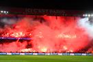 УЕФА оштрафовал ПСЖ и частично закрыл стадион из-за поведения болельщиков