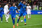 Сборная Бразилии разгромила Россию