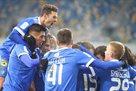 Динамо гарантировало себе место в Лиге чемпионов