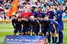 Барселона установила рекорд непобедимости в Ла Лиге