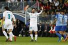 Реал без проблем обыграл Малагу и вернулся на третью строчку
