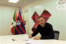 Педро Леон подписал новый контракт с Эйбаром