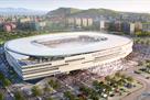 Кальяри представил проект нового стадиона