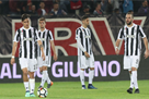 Ювентус потерял очки в матче против Кротоне