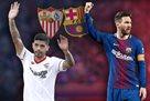 Севилья – Барселона: стартовые составы