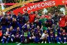 Барселона уничтожила Севилью и выиграла Кубок Испании