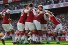 Арсенал разгромил Вест Хэм