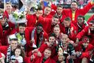 Ван Перси помог Фейеноорду выиграть Кубок Нидерландов